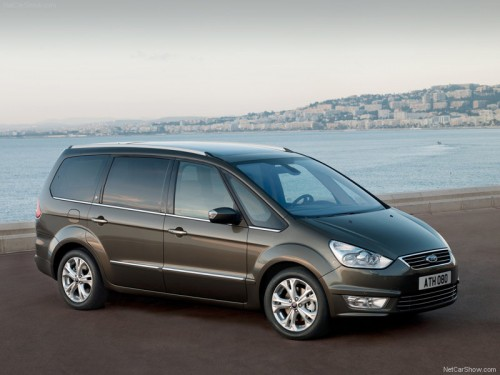 2011 Ford Galaxy Family Car