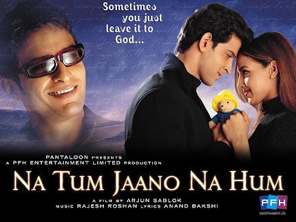 Na Tum Jaano Na Hum (2002) Movie Poster