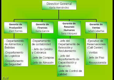 Teoria y desarrollo organizacional 28 05 10 for Manual de procedimientos de alimentos y bebidas de un hotel