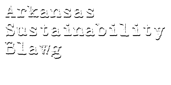 Arkansas Sustainability Law Blog