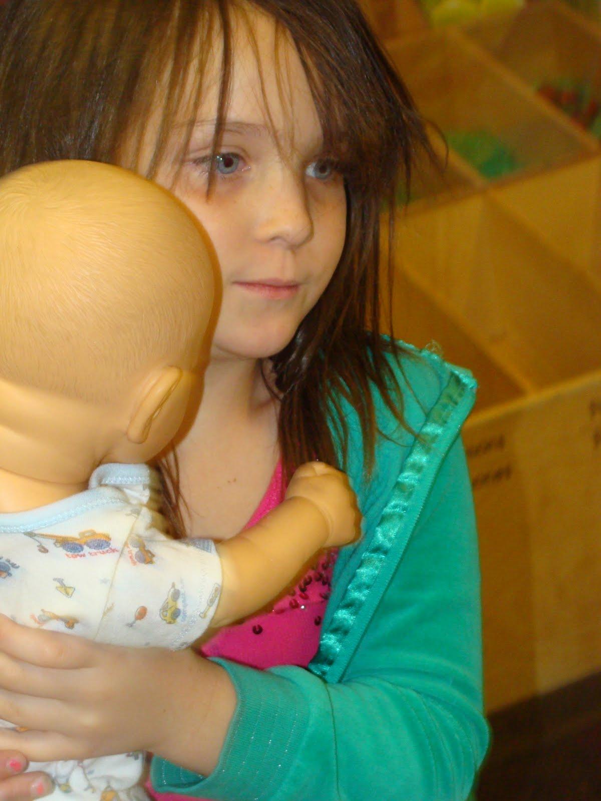 Anatomy correct dolls
