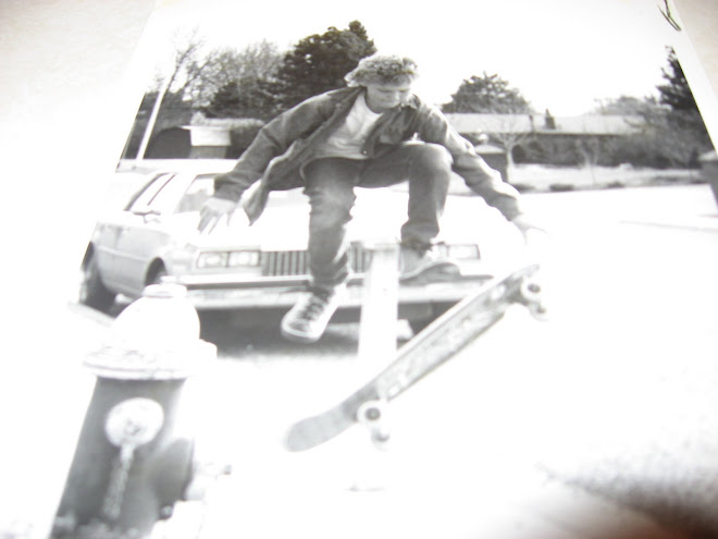 I was a teenaged miscreant and HATED IT when people would yell Sk8 or Die!