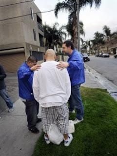 Orange County Pastor: April 2009