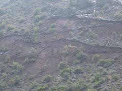 ÁREA DE INTERVENCIÓN (APERTURA DE CAMINOS) A 2,5 KM APROX. AL SUR ESTE DE LA UBICACIÓN DEL PROYECTO