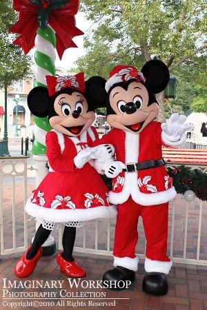 """[Hong Kong Disneyland] """"A Storybook Fantasy""""  HKDL+2010+%25E9%259B%25AA%25E4%25BA%25AE%25E8%2581%2596%25E8%25AA%2595+Mickey+Minnie"""