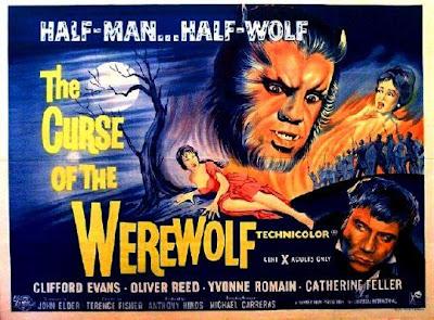 La maldición del hombre lobo (The curse of the werewolf, 1961) Cursewerewolf