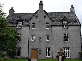 Macallan Estate - Easter Elchies House
