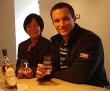 The Sláinte Team, Kevin and Eileen