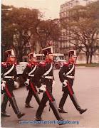 Gran`s (res) Veteranos de Guerra. Granaderos antes de su movilización al . mingo