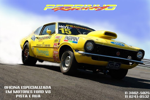 Pedrinho Racing - Oficina Ford Maverick