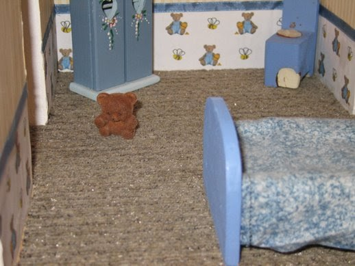 Dollhouse Decorating Dollhouse Carpet Ideas