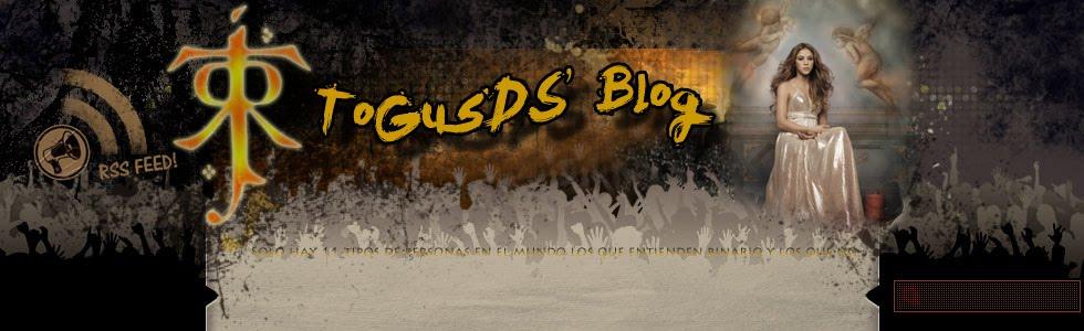 ToGus' Blog
