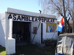 Asamblea Popular en Maldonado con el Coordinador Nacional 6-8-08