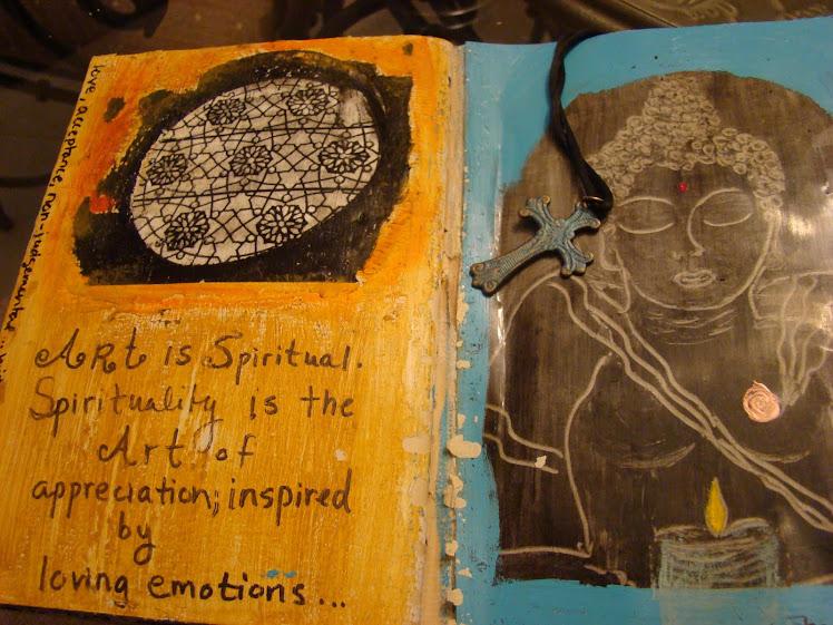 ART Journaling--