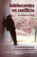 """""""Adolescentes en Conflicto"""" de Juan Bautista de las Heras"""
