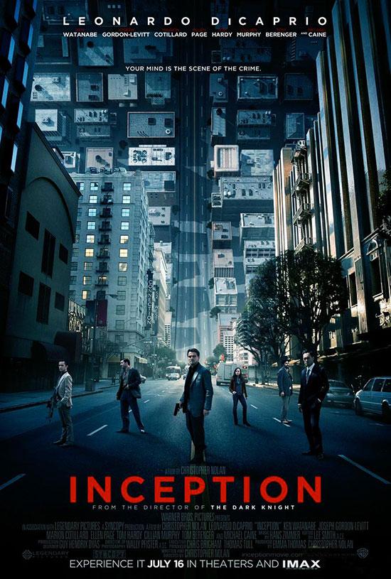 inception movie review essay