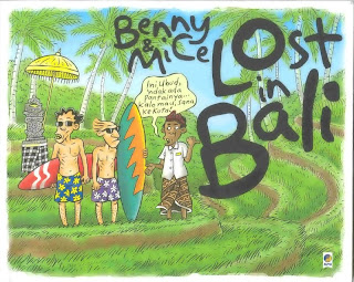 Review Kartun Benny & Mice : Lost in Bali