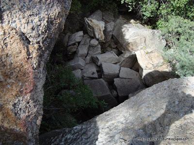 Los dados de piedra