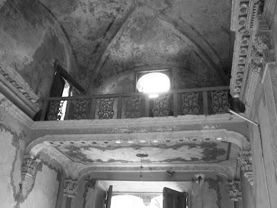 Capilla de la antigua Hacienda de San José de Gracia