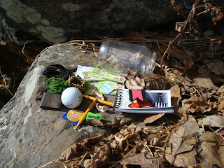 Contenido de un geocache