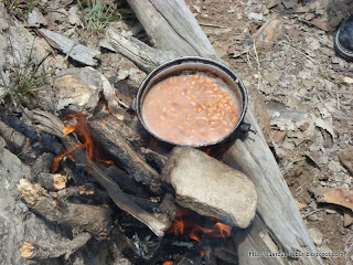 Frijoles a la lea