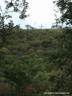 Cerro de la Cruz en Mascota