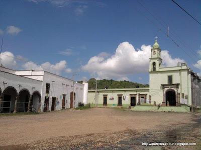 Vista parcial de la ex hacienda de San Andrés - Magdalena