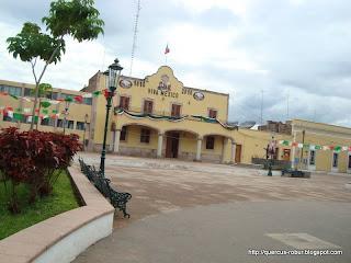 Presidencia municipal de Ahualulco del Mercado