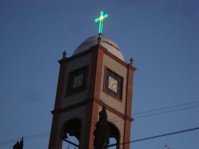 La cita era entre 7:00 y 7:30 en Zapotitán
