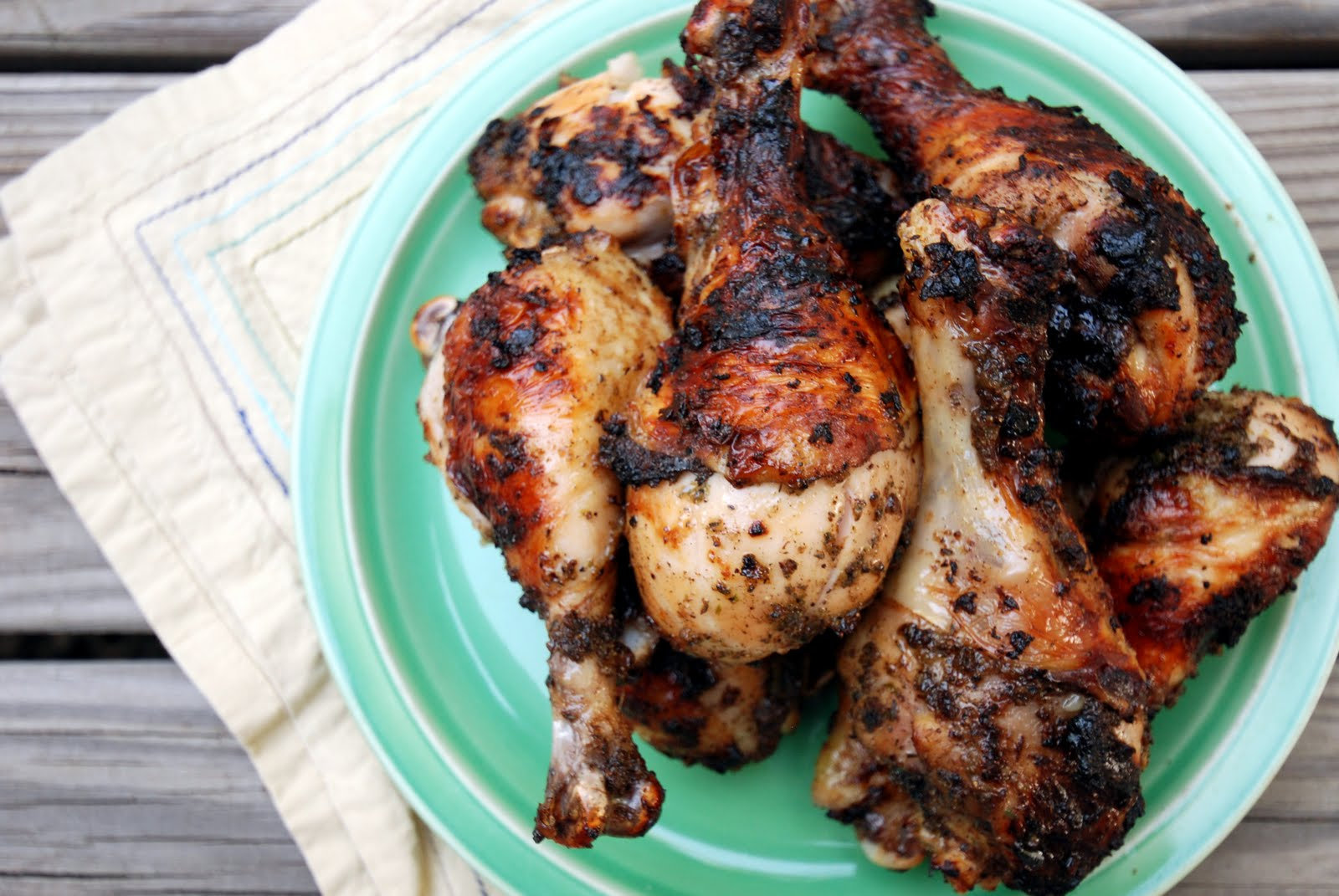 Jerk Chicken Recipe — Dishmaps