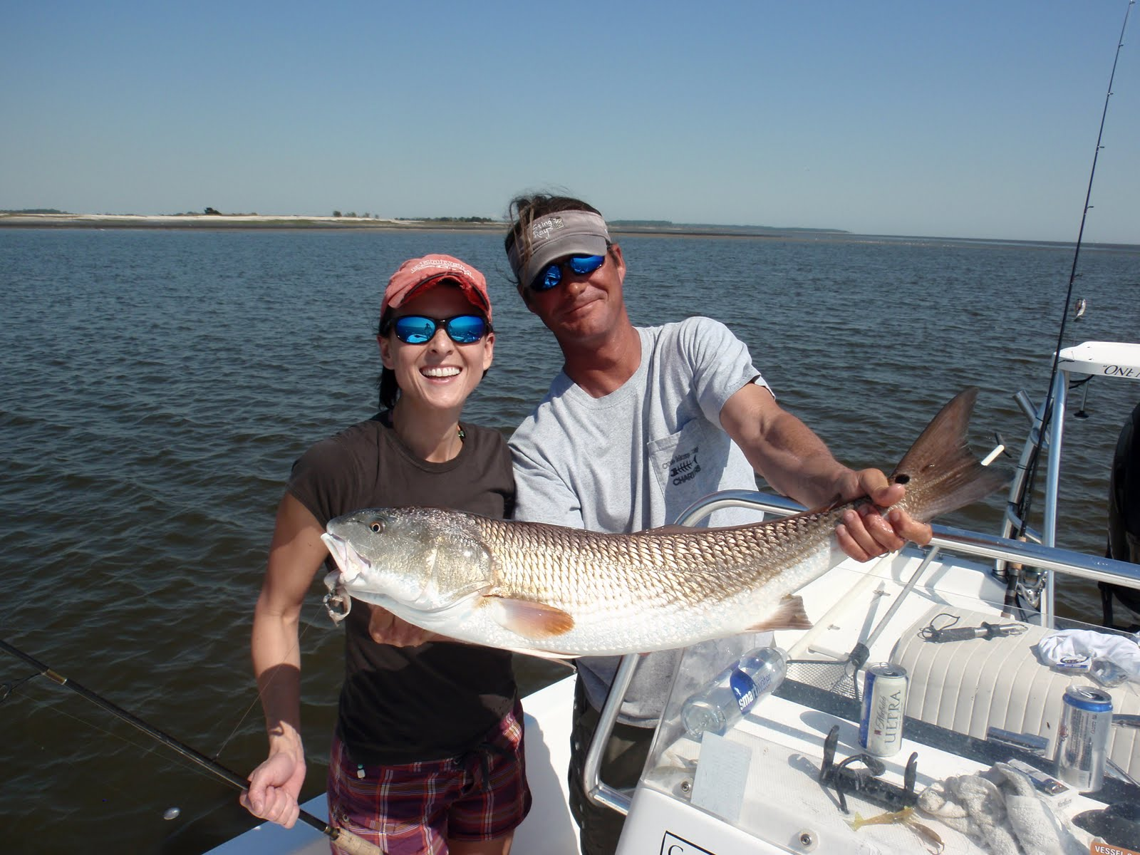 Savannah style one more cast charter fishing in savannah for Deep sea fishing savannah ga