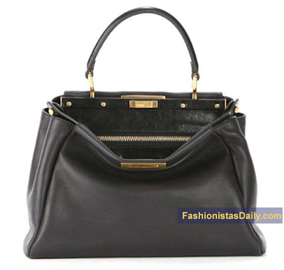 2010 Fall Fashion Preview on Fendi Fall Winter 2010 Peekaboo Bag   Shoes Preview    Fashionista S