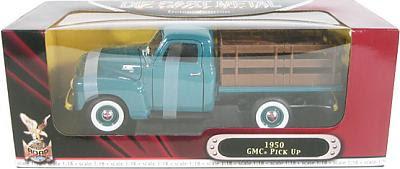 Camión a escala de los años 50