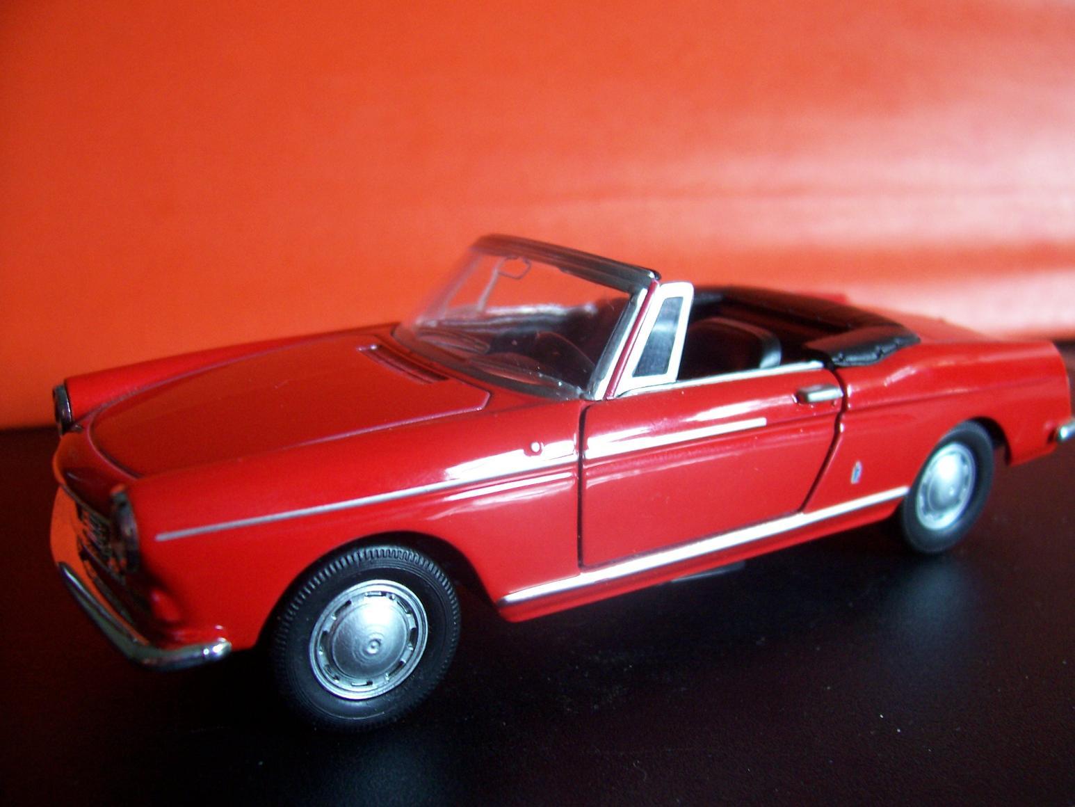 Año 1962 (auto a escala,