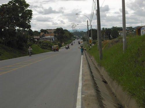 Carretera Fernando Belaúnde Terry (Moyobamba, Perú)