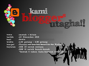 JOM JOIN GATHERING BLOGGER UTARA