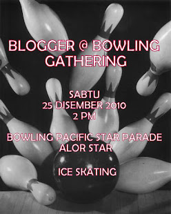JOM JOIN MINI GATHERING BLOGGER UTARA