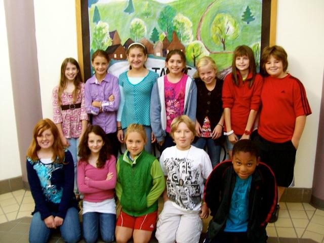 5th Grade Members