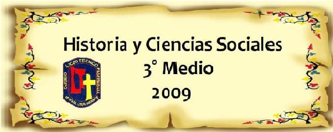 Mundo Historia 2009