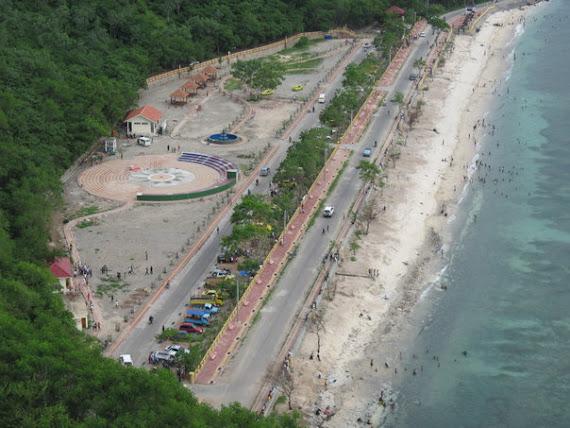 Pantai Pasir Putih / Areia Branca
