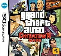 GTA Chainatown Wars