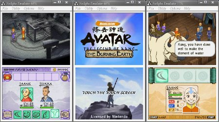 Avatar The legend Of Aang e Avatar The Last Airbender