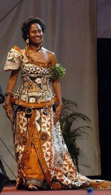Miss Fiji Merewalesi Nailatikau