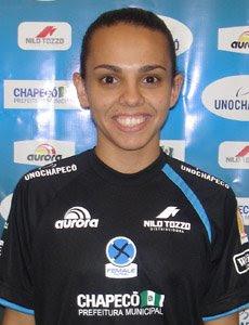 Vanessa Cristina Pereira, Vanessa, Unochapecò