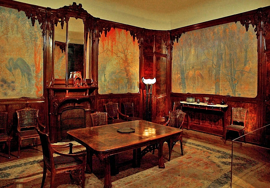 david cobb craig art nouveau in new york city