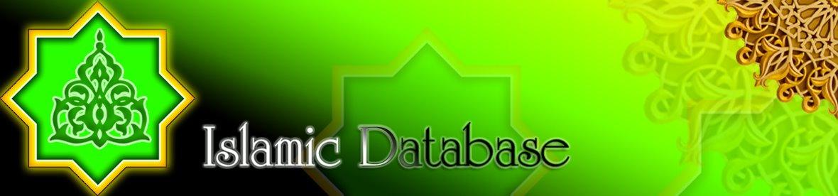 Islamic Database