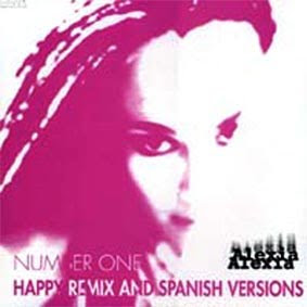 Alexia - Number One (Happy Remix And Spanish Versions) [12''-Maxi-Single-1996]