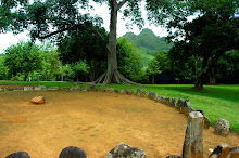 Batey in Caguana , Utuado...