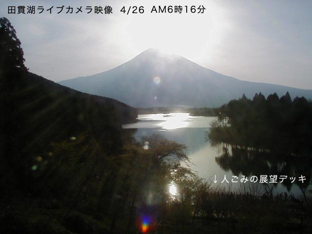 田貫 湖 ライブ カメラ