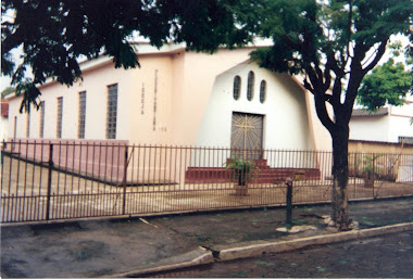 Igreja Presbiteriana em Rubiataba-GO